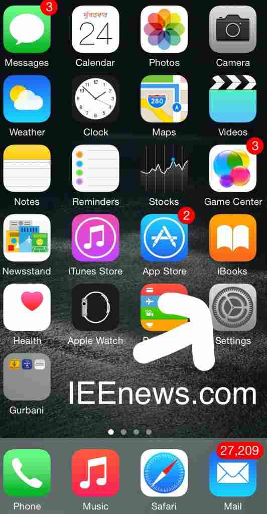 How to deactivate or Turn off GPS tracking on iPhone and iPad