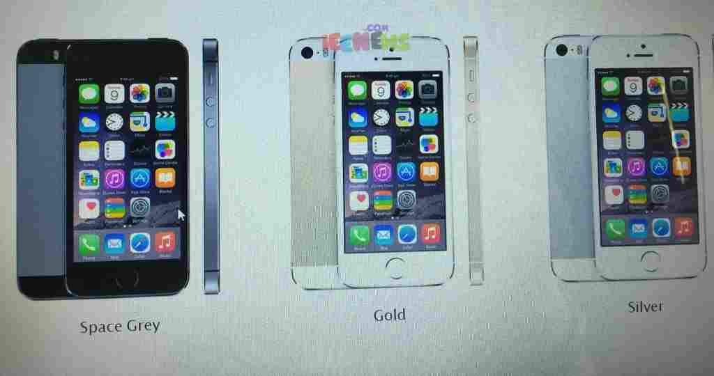 Apple iPhone 5s Full Specifications and features