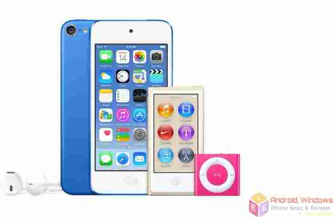 Apple's next-gen iPod touch will gain 64-bit A-series processor