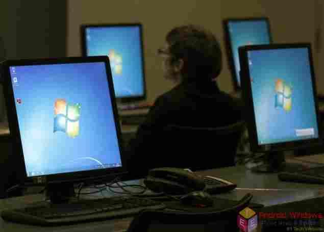 How to Show hidden files Windows 7