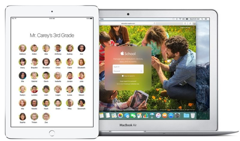 iOS 9.3 new features