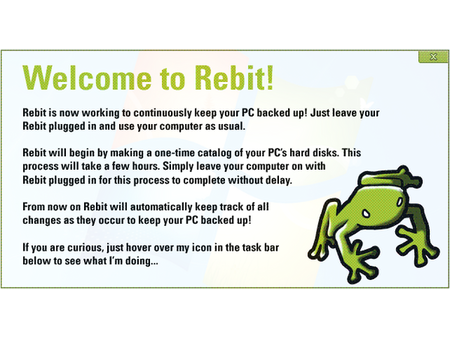 Windows 7 Backup and Restore with Rebit