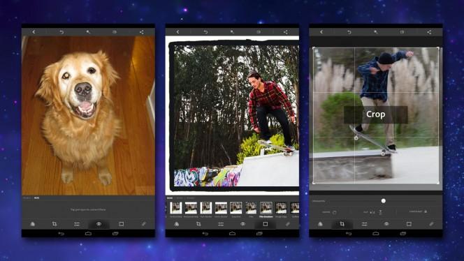 Adobe Photoshop Express: Best photo editing app for iPhone: Best photo editors for iphone