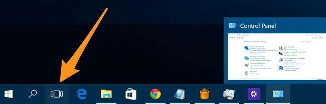How to use multiple desktops in Windows 10: win 10 multiple desktops