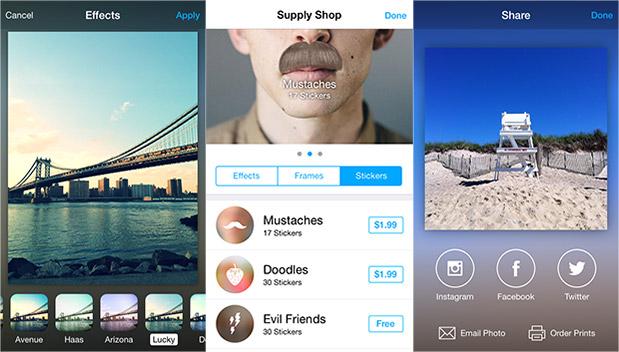 Photo Editor by Aviary: Best photo editing app for iPhone: Best photo editors for iphone