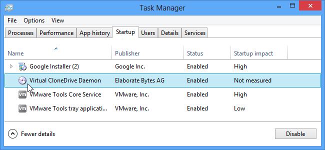 How to Change startup programs Windows, windows startup programs