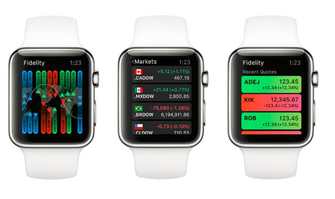Best apple watch apps: Stocks
