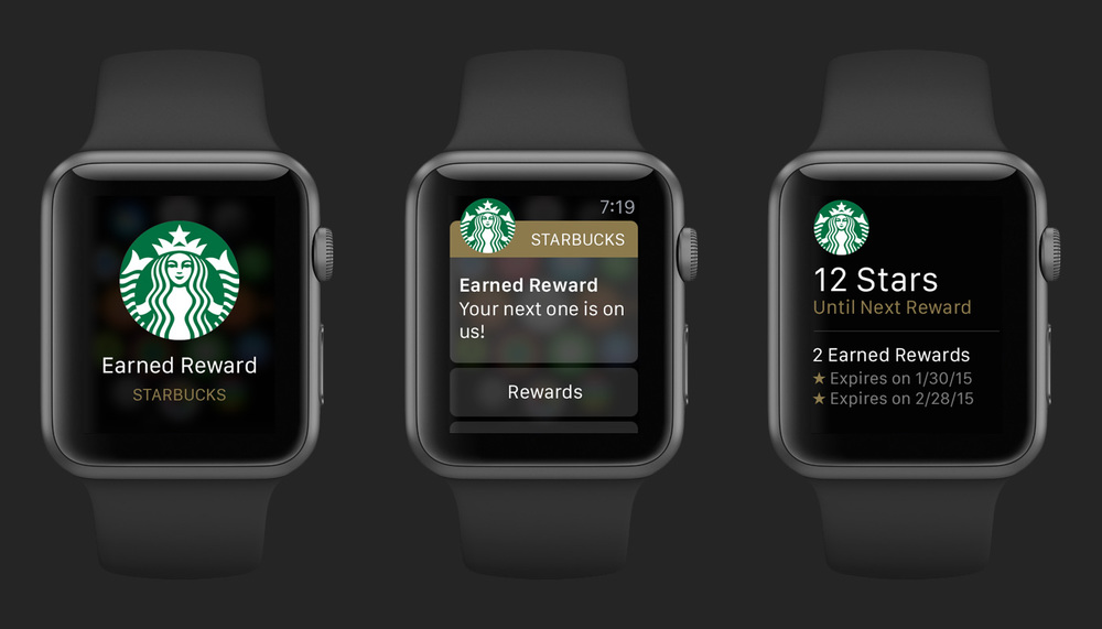Best apple watch apps: Starbucks