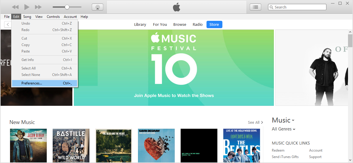 Turn off iCloud Music Library Everywhere on all iOS devices - IEEnews