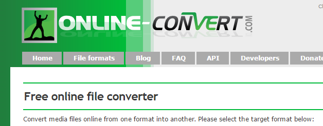 Just Go to Online Convert to Convert png to jpg Online: How to Convert PNG to JPG Online: PNG to JPG converter