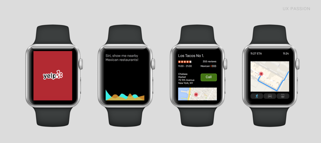 Best apple watch apps: Yelp