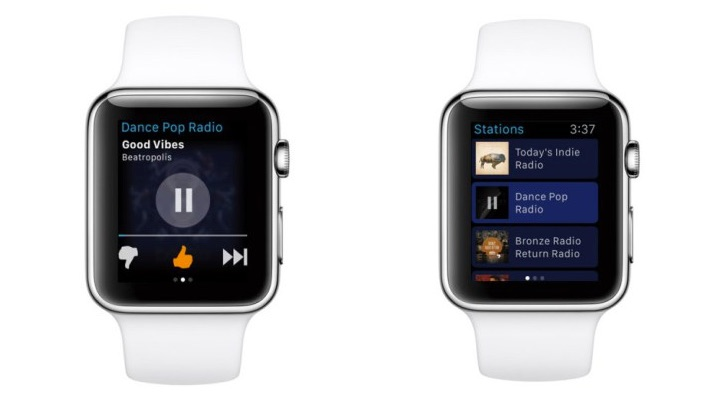 Best apple watch apps: Pandora