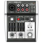 BEHRINGER XENYX 302USB: Best USB audio interface 2016: Cheap Audio Interface USB