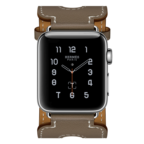 Hermes watch face: Capecod 12