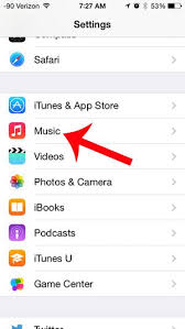 """Find Music and tap on it. Click on the iTunes menu and pull down to and select """"Preferences"""". Turn off iCloud Music Library or Disable iCloud Music Library On Winodws PC: Disable iCloud Music Library Using iTunes"""