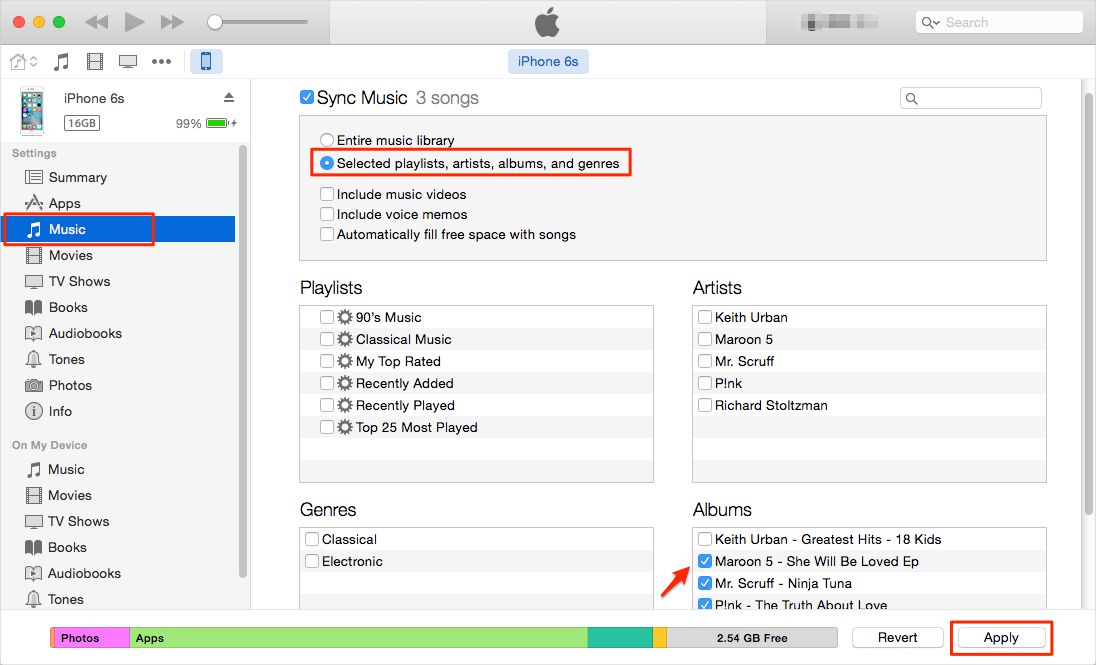 iTunes not syncing playlists: iTunes playlist not showing up on iphone