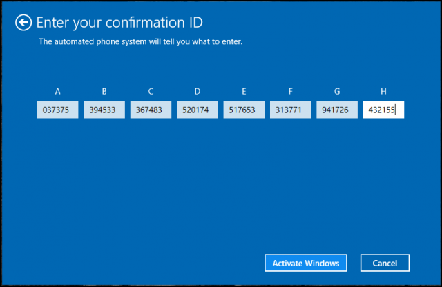 Solution 1 - Activate Windows 10 License via Microsoft Chat Support: Windows 10 error code 0x803f7001