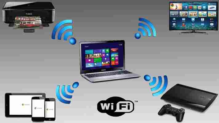 make laptop wifi Hotspot