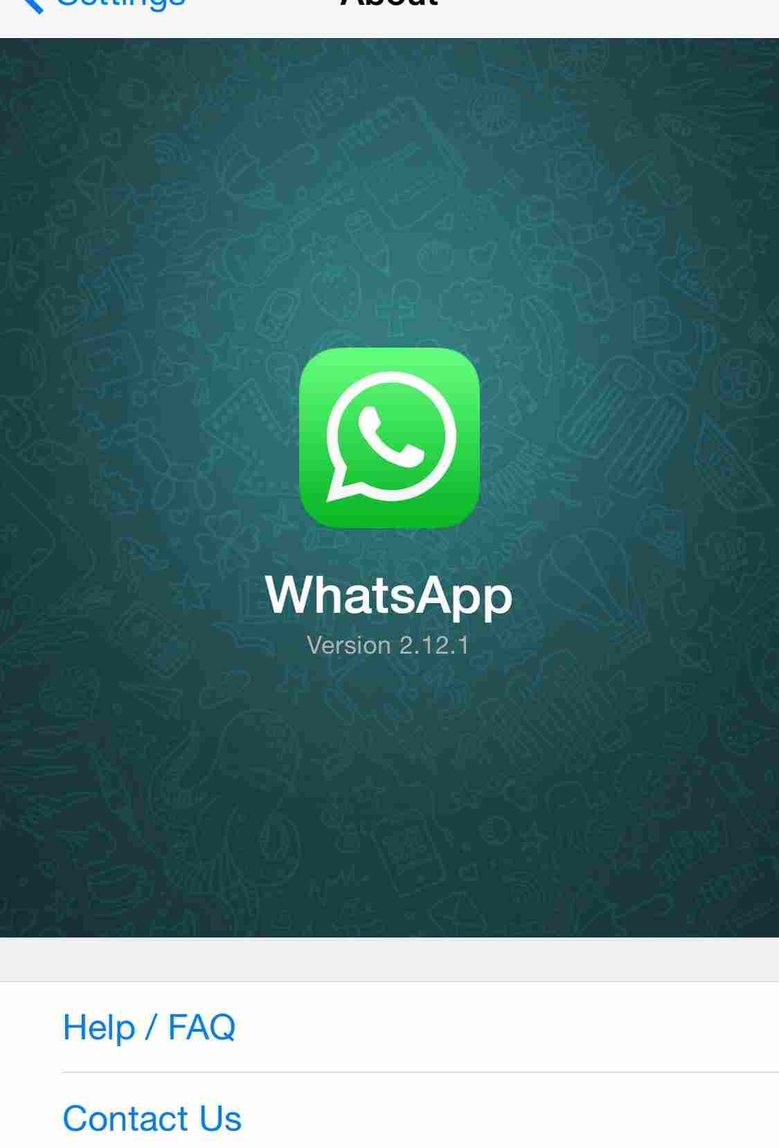 How to activate and use WhatsApp calling feature on iOS