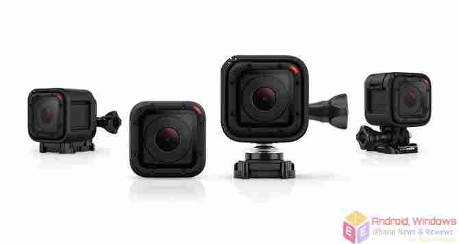 GoPro Reinvents Its Action Camera With The Hero4 Session
