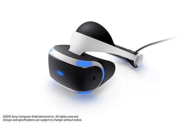 Sony's PlayStation VR to cost $399