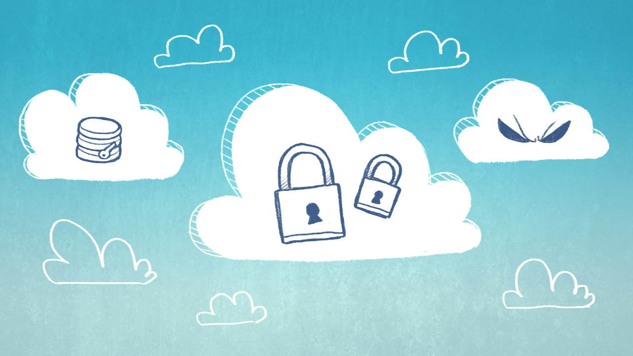 Encrypt your files before importing them to the cloud