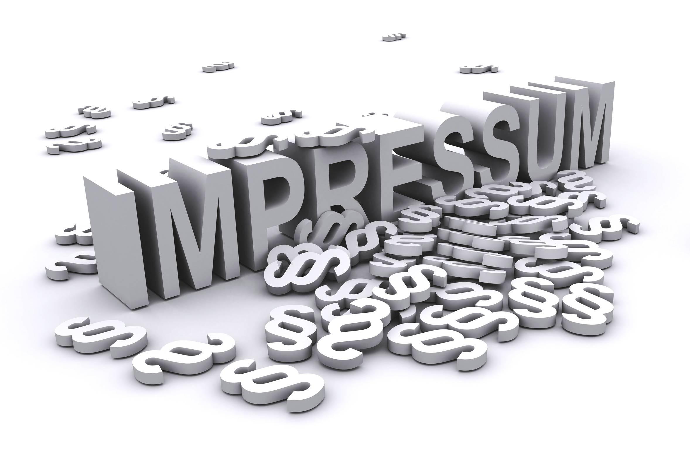 Impressum facebook page, What is an impressum? Facebook impressum? Impressum facebook page Example