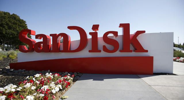 Sandisk MicroSD cards with 95MB/s