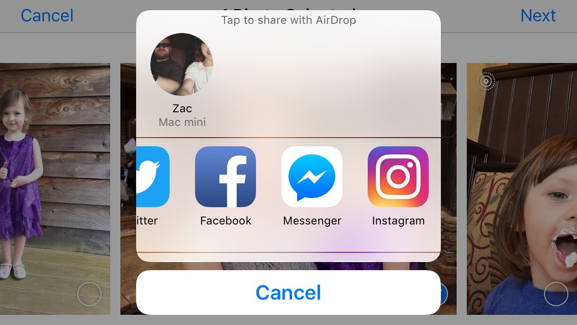 How to share your Instagram photos directly from iOS: Share image on instagram ios