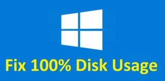 100 disk usage windows 10: disk usage 100 percent in Windows 8, Windows 10, Windows 8.1