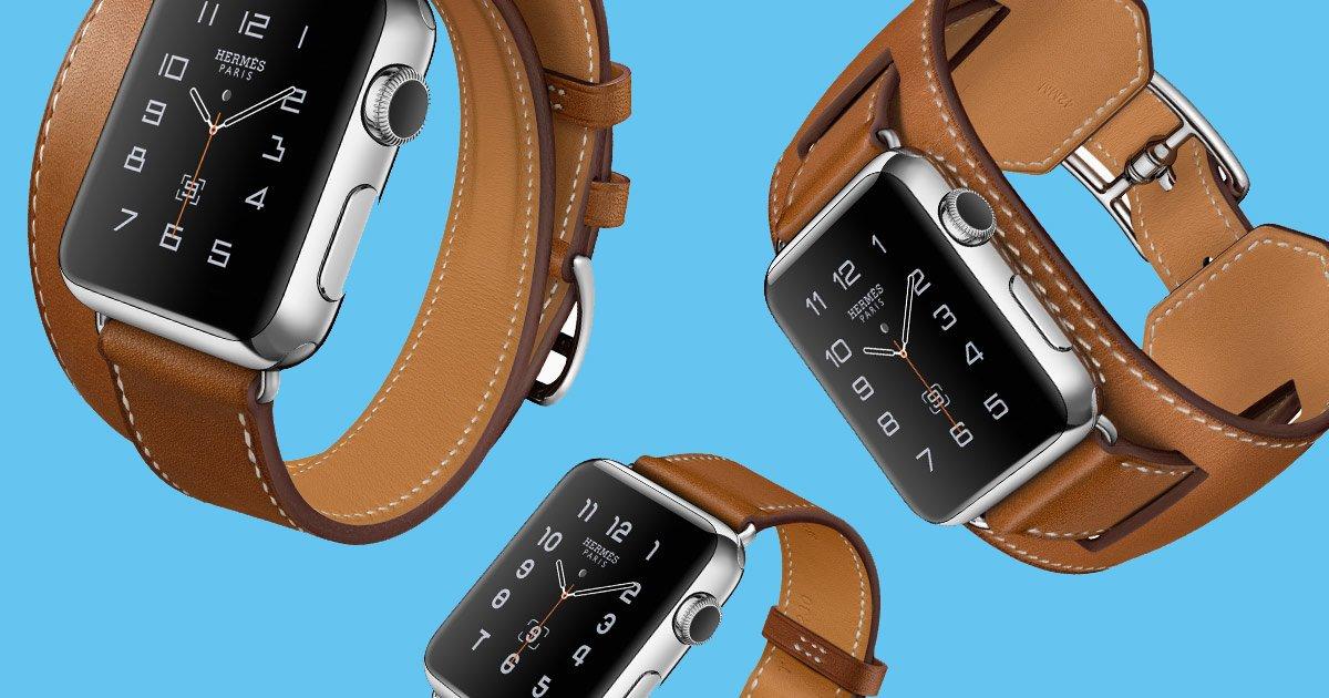5b69e11f572 Hermes watch face  Hermès Apple Watch clock face - IEEnews