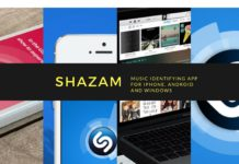 Shazam Best music identifier app for iPhone, Android, iPad and iPod Touch