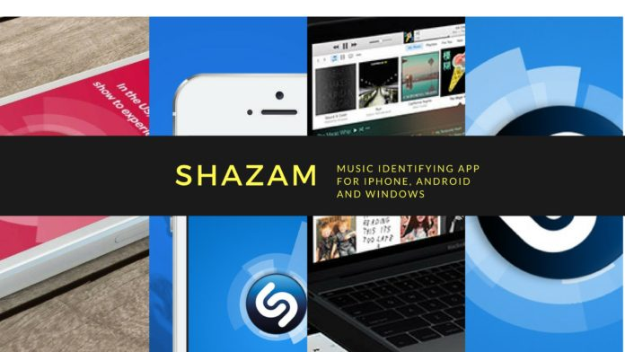 Shazam Best music identifier app for iPhone, Android, iPad
