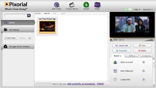 free video editing programs online