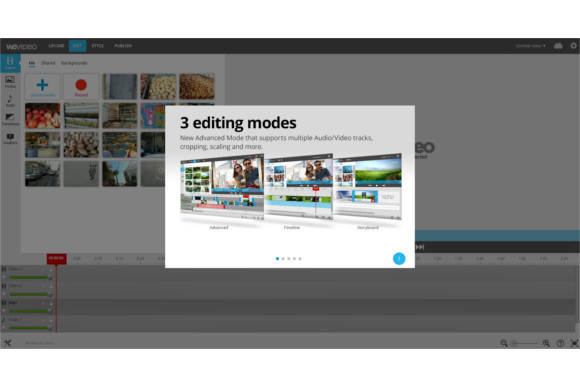 wevideo It is easy to connect WeVideo to YouTube and other Web ...