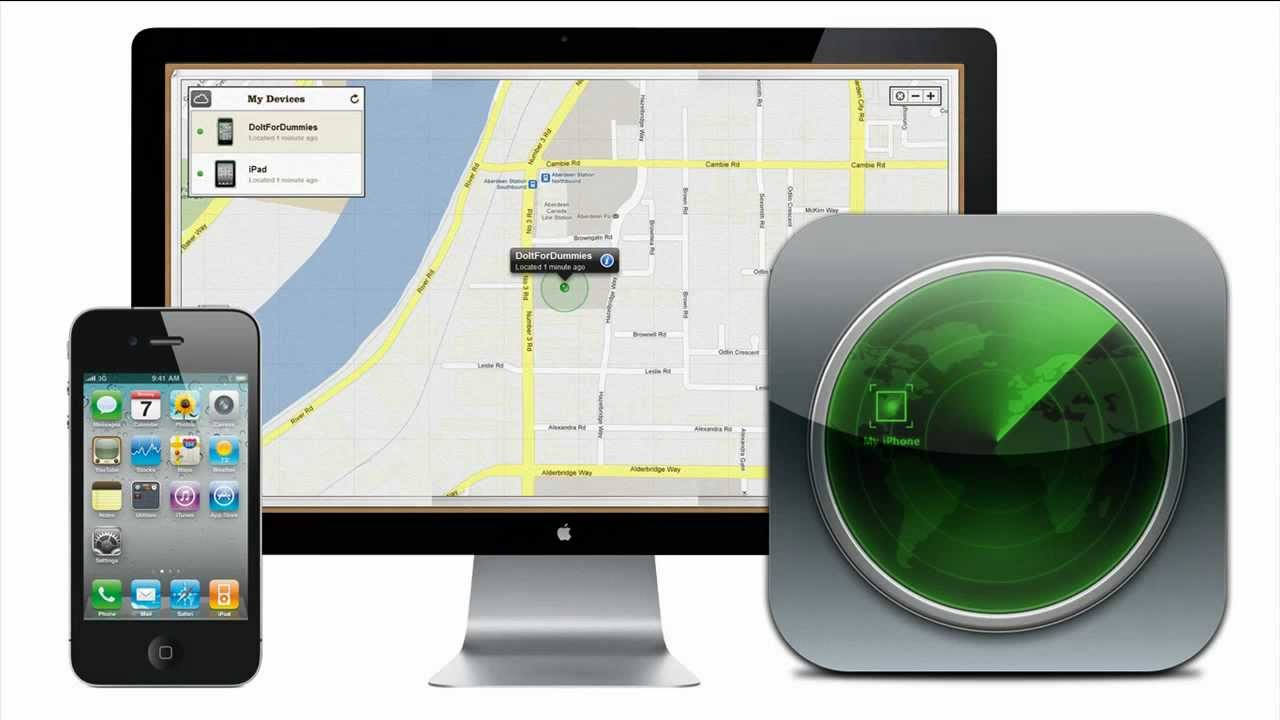 Find My iPhone (iOS- iPhone, Mac, iPad, and iPod Touch): Best ...