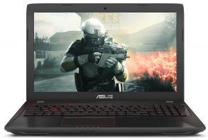ASUS ZX53VW Gaming Laptop