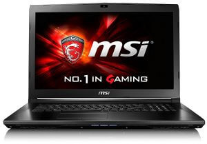 MSI GL72 7RD-028 Gaming Laptop