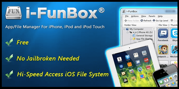 How to Use iFunbox for iPhone 7 | iPhone 6s | iPad | iPhone 5S: How to use iFunbox to transfer music: Use iFunbox for iPhone 7