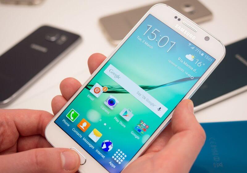How to take a Screenshot on Samsung Galaxy S6 or Galaxy S6 Edge, How to take a screenshot on Android Phone, How to take a screenshot on Galaxy S6