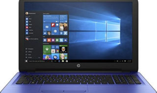 HP 15z Noble Blue Affordable College Student Laptop best laptop under 400, laptops under 400,