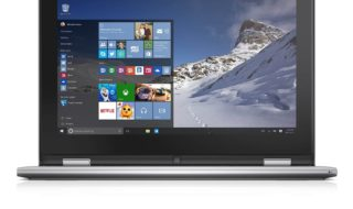 Dell Inspiron i3000-10099SLV 11.6 Inch Touchscreen best 2-in-1 budget laptops under 400 best laptop under 400