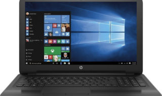 HP 15.6 Inch Premium Flagship Touchscreen best gaming laptop under $400 dollars