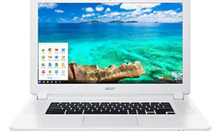 "Acer 15.6"" 4GB 32GB best Chromebook under 400"