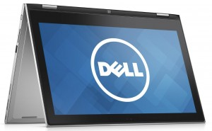 Best detachable laptop, best convertible laptop, Dell Inspiron i7359-8404SLV 2-in-1 Convertible Touchscreen Ultrabook