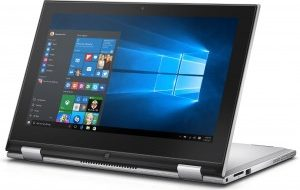 Best detachable laptop, best convertible laptop, Dell Inspiron i3158-3275SLV Convertible 2-in-1 Touchscreen Laptop