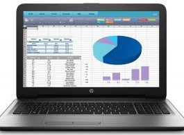 Best Laptop for Quicken 2017, HP 15-ay011nr Notebook