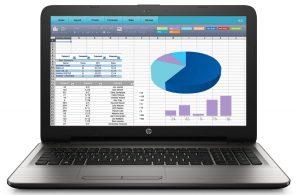 Best Laptop for Quicken 2017, HP 15-ay011nr Notebook