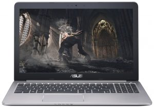 Best Laptop for Quicken 2017, ASUS K501UW-AB78 Gaming Laptop