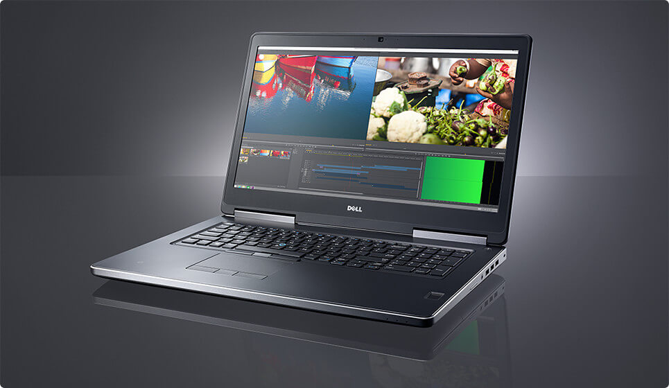 DELL PRECISION 17 7720 Best linux laptop for developers 2017